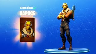 RETURN OF THE RAPTOR SKIN! FORTNITE BOUTIQUE OF JUNE 14, 2018 (Fortnite Battle Royale)