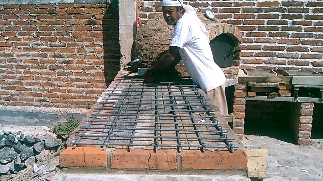 Como hacer un horno para pan pizza y pollo al horno 4 for Como construir un horno