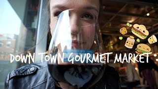 #15 Eat in Eindhoven? Down Town Gourmet Market