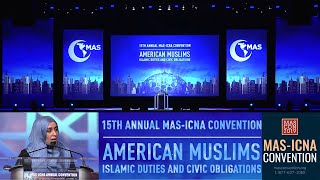 Yasmin Mogahed | Don't Be Sad, Allah is With Us | 15th MAS ICNA Convention