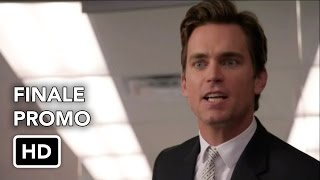"White Collar 6x06 Promo ""Au Revoir"" (HD) Series Finale"