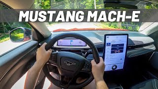 2021 Ford Mustang Mach-E | POV TEST DRIVE