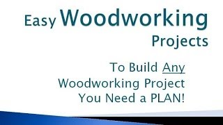 Easy Woodworking Projects || Best Plans For Easy Woodworking Projects