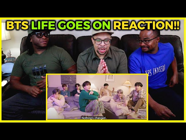 NOT Your Typical Reaction to BTS 'Life Goes On' Official MV