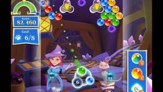 Bubble Witch Saga 2 Level 1673 - NO BOOSTERS
