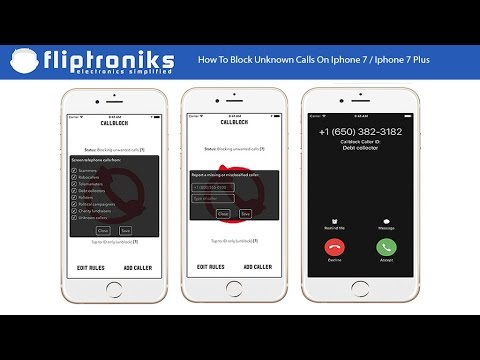 how to block unknown calls on iphone how to block unknown calls on iphone 7 iphone 7 plus 19864