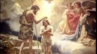 Крещение Иисуса Христа — Закон Божий. Телеканал 'Радость моя'