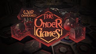 The Under Games Expansion - Release Trailer - War for the Overworld