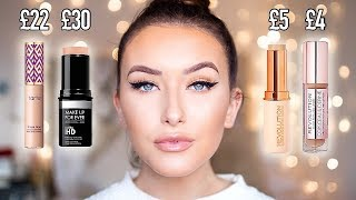 I still can't get over this... £5 foundation stick vs £30?! | Hannah Renée