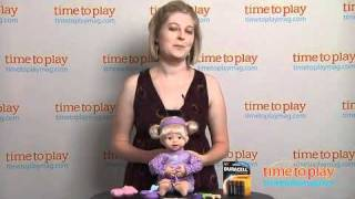 Little Mommy My Very Real Baby Doll from Fisher-Price