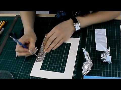 Изготовление фоторамки