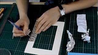 Рамка для фото(Своими руками создавать подарки - это здорово. Мастер-класс от магазина Хоббирум и Елены Ефимик., 2013-02-13T22:17:40.000Z)