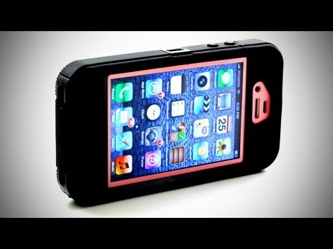 OtterBox Defender for iPhone 4S Unboxing & Review