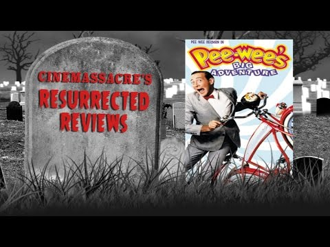 Pee-wee's Big Adventure (1985) Movie Review