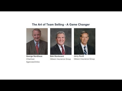 Monday Morning: The Art of Team Selling - A Game Changer