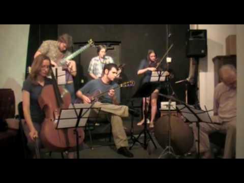 """Not Broken"" – The Karlheinz Munchausen Improvisation Ensemble"