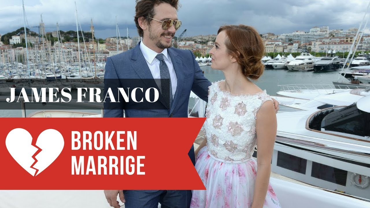 James Franco Girlfriend History Complete james franco relationship and networth 2017 - celebvogue - youtube