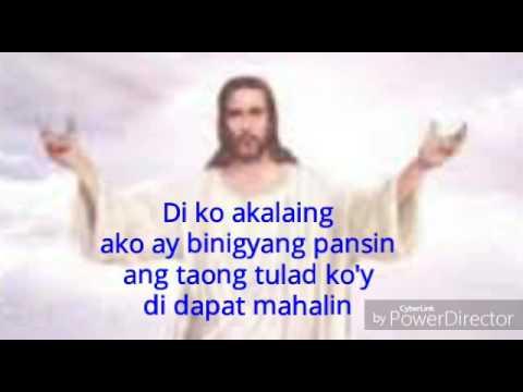 Ang Tanging Alay ko (Original) with lyrics