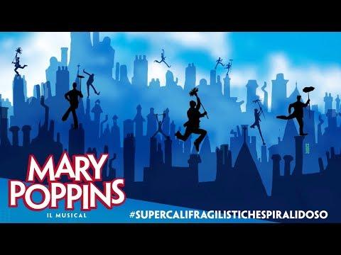 Mary Poppins | A Milano dal 13 febbraio 2018!
