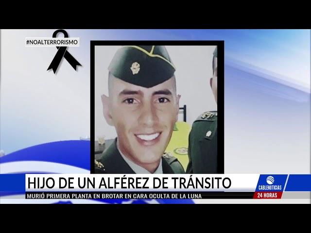 Las caras de la tragedia en la Escuela General Santander