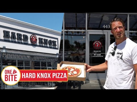 Barstool Pizza Review - Hard Knox Pizzeria (Knoxville, TN)