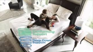видео Матрас Sealy Posture Firm