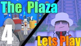 [ROBLOX: a Praça]-Lets Play EP 4-tantos fãs!