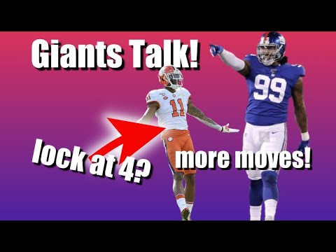 GIANTS UPDATE: Tag And Trade Leonard Williams? (209)