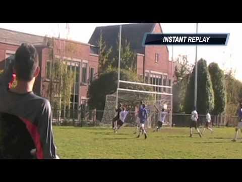 Horace Mann Varsity Soccer Playoffs 2011