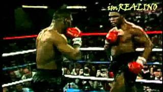 20-year-old MIKE TYSON first title fight against Berbick - REFURBISHED