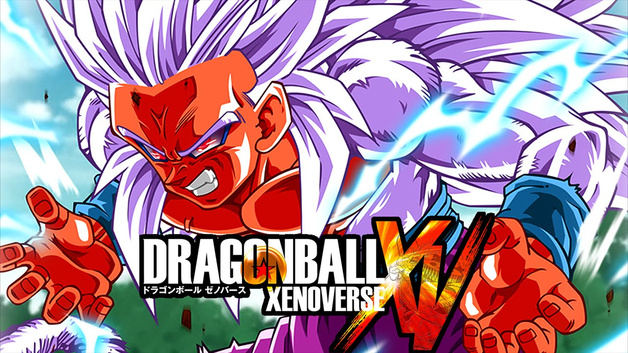 Goku si trasforma in super sayan 5 whatif dragon ball - Goku super sayan 5 ...