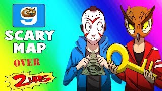 VanossGaming Over 2 Hour of Scary Map Not Really | Video Old