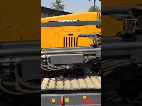 видео: Установка ГНБ XCMG XZ320D