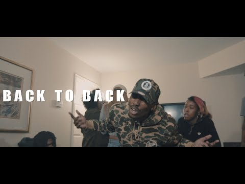 "Money Family Kmacx & Money Family YP - ""Back To Back"" (Official Music Video) Shot By @Nuckfate"