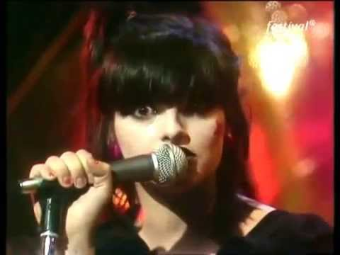 Nina Hagen Band (Live) // Pop Meeting SDF, © Sudwestfunk 1979