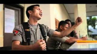 NEW POLISI GORONTALO MENGGILA (Cinta-Cinta/Chaiya-Chaiya versi INDONESIA)