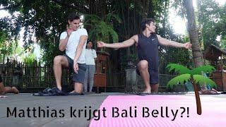 Matthias Heeft Bali Belly?!