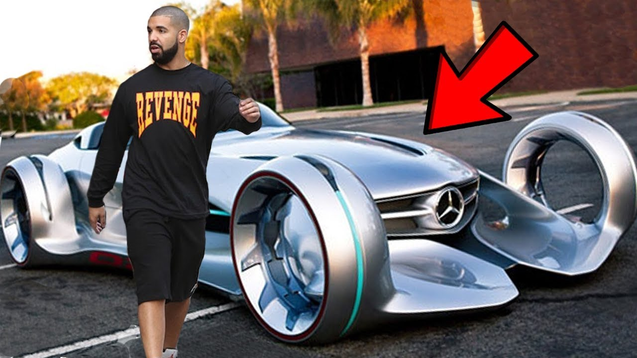 10 items drake owns that cost more than your life