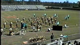 Johnsonville High School Marching Band 1996