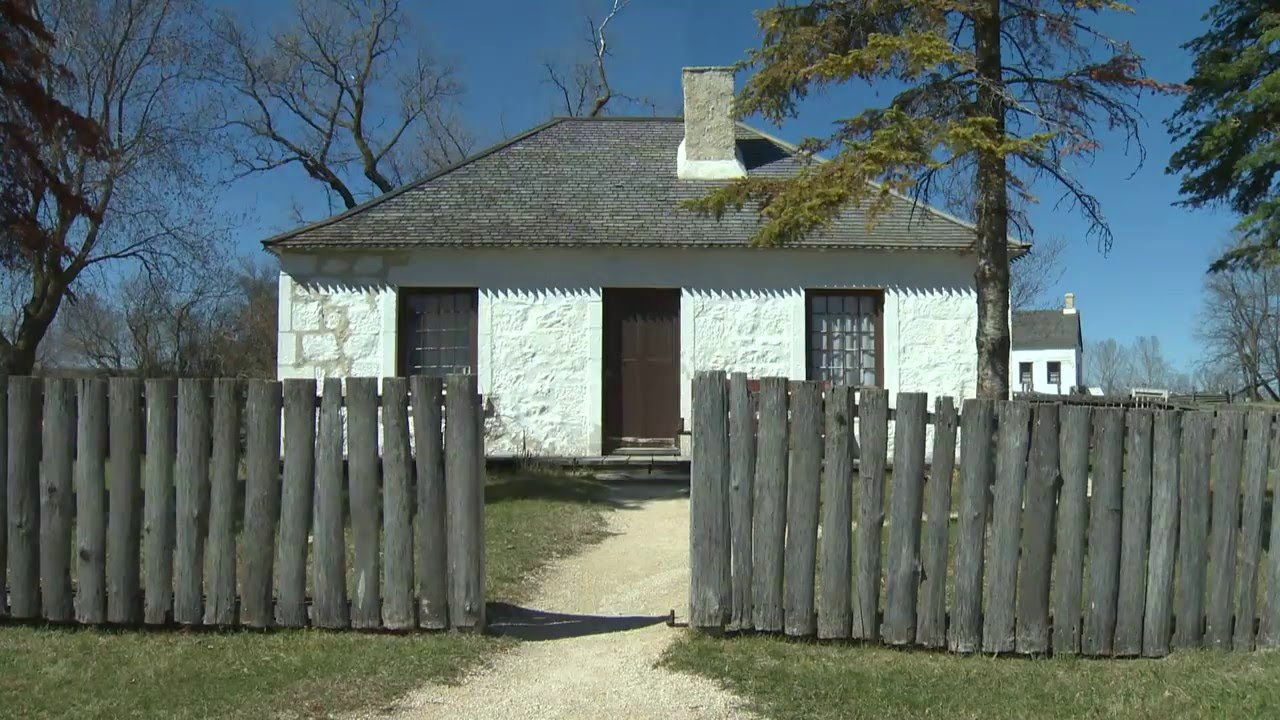 A really good video of the history of Lower Fort Garry!
