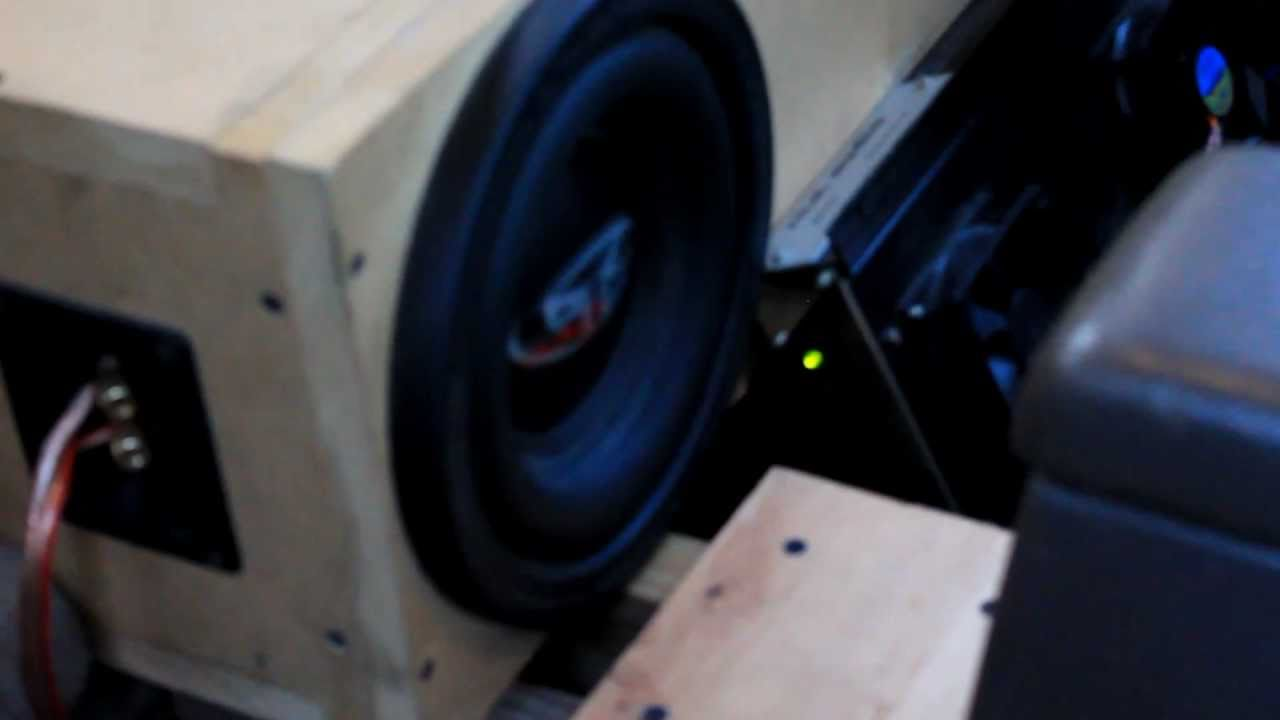 Rockford Fosgate Punch Hx2 8 T Line Youtube 12