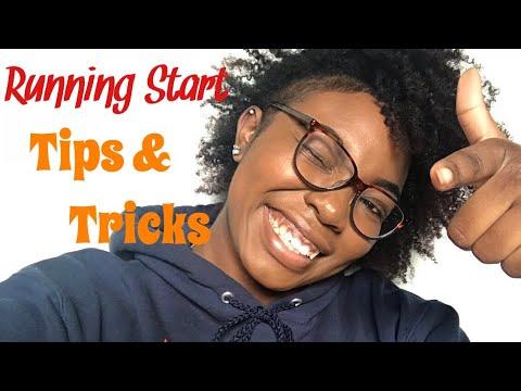 Tips & Tricks for Surviving Running Start