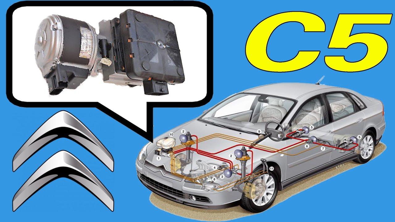 Citroen C5 ECU Mk1 2.0 HDi