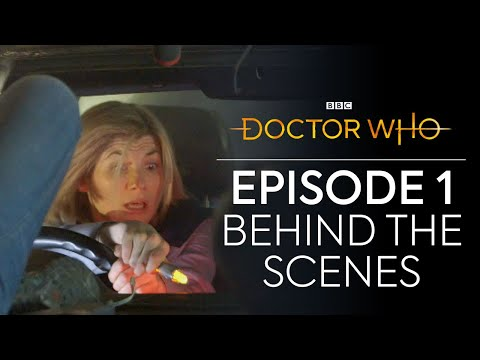 Creating the Sheffield Car Chase   Spyfall   Doctor Who: Series 12