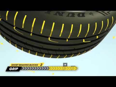 Dunlop Sport Maxx RT 2: Animation