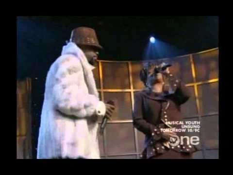 Shirley Caesar sings I KNOW THE TRUTH (Live with Tonex)