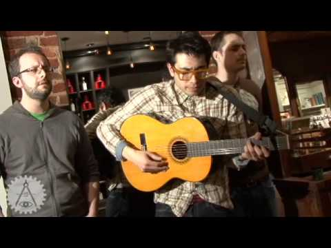 Art In The Age Presents...Takka Takka Live from the Store.