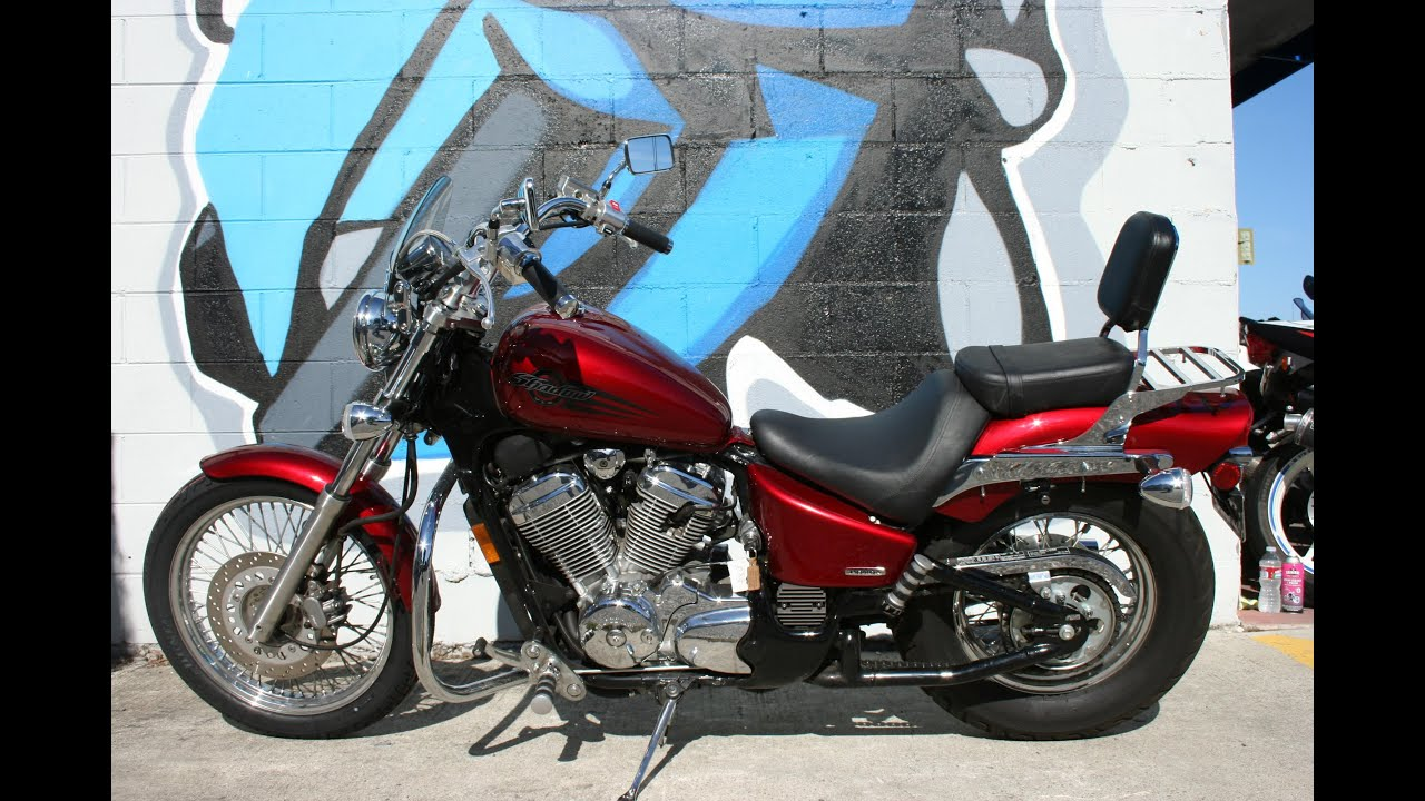 2007 honda shadow 600 deluxe motorcycle for sale youtube. Black Bedroom Furniture Sets. Home Design Ideas