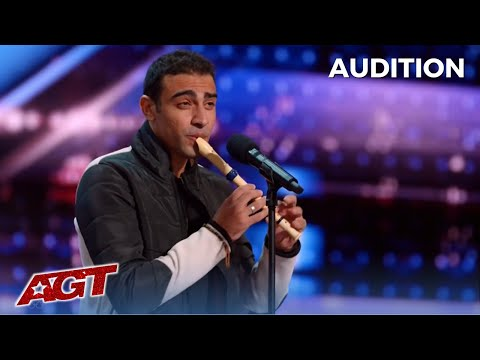 Medhat Mamdouh: Egyptian Beatboxing Recorder Player SHOCKS The Judges on America's Got Talent