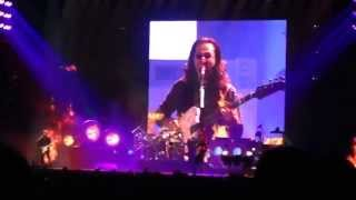 Rush: One Little Victory R40 Tour Tampa, FL Amalie Arena 5/24/2015